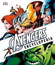 MARVEL'S THE AVENGERS ENCYCLOPEDIA (9781465437891) -  (HARDCOVER) NEW