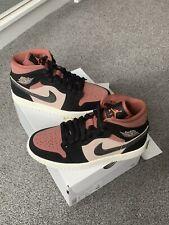 Nike Air Jordan 1 Mid Canyon Rust UK4.5 Free Shipping