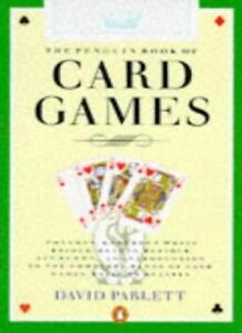 The Penguin Book of Card Games (Penguin Handbooks),David Parlett
