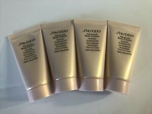 Shiseido Advanced Body Creator Sculpting Gel 50 ml x 4 Tubes