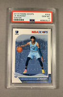 Ja Morant #259 PSA 10 GEM MINT 2019 Panini NBA HOOPS WINTER RC