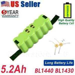 Lithium Replacement Battery for Roomba 980, 960, 500-900 4400mAh