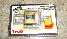 """""""NEW"""" OS TYCO CURVE HUGGER HP2 MOTOR,CHASSIS ASSEMBLY NON LIGHTED #6585"""