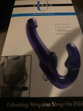 By Strap U, Revolver II Strapless Strap On, Great Pegging Couple Sex Toy FTM