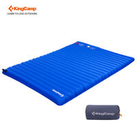 KingCamp Built-in Pump Inflatable Mattress Camping Outdoor Air Bed Portable