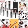 20PCs Eye Makeup Brushes Set Pro Blusher Powder Eyeshadow Eyeliner Lip Brush