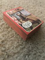 1976 TOPPS WELCOME BACK KOTTER TV SHOW COMPLETE (53) CARD SET. EX!! SEE PICS!