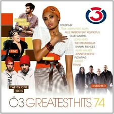 Ö3 GREATEST HITS VOL.74  COLDPLAY/P!NK!TWNETY ONE PILOTS/IMANY/+  CD NEW!