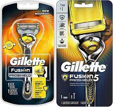 Gillette Fusion5 Fusion ProShield Men's 1-Razor 1-Cartridge Blades FlexBall Tech