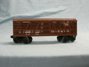 0/027 Scale Lionel 6-7309 * Southern Stock car mint cond