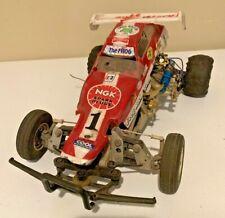 Vintage The Frog Tamiya RC Racing Buggy 1983 Complete