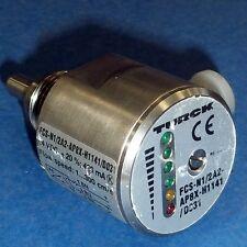 TURCK 24VDC 4 PIN FLOW CONTROL SENSOR FCS-N1/2A2-AP8X-H1141/D031