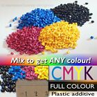 Cyan Magenta Yellow Black Masterbatch Colourant for ABS Plastic Pellets Filament
