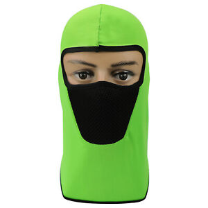 Outdoor Protection Balaclava Face Mask With Wind Hat Cap Fleece Camping Mask