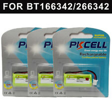 3 Coldless Phone Battery For 283342 162342 1623421 183342 262342 266342 PKCELL