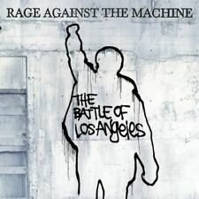 Rage Against the Machine - The Battle of Los Angeles [CD] Produced By Brendan