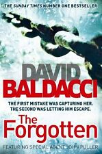 The Forgotten (John Puller Series),David Baldacci- 9780330520331