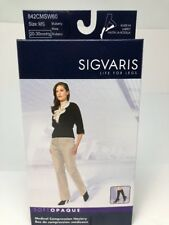 Sigvaris Soft Opaque MS 20-30mmhg Mulberry 09529 Graduated Compression Knee-High