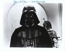 James Earl Jones Hand Signed 8x10 Photo Star Wars Darth Vader Jsa