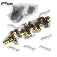 Crankshaft+Main&Rod Bearing Set STD For Nissan K25 Gasoline Engine LPG Forklift