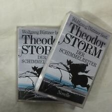 Theodor Storm .. , Hörbuch 2 x  Audio Cassette