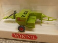 1/87 Wiking CLAAS soigné ballots presse 0888 40