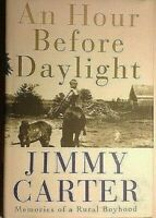 An Hour Before Daylight Signed by President Jimmy Carter Autographed Hardback 39