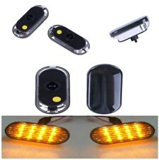 Car Amber LED Side Signal Marker Light for VW Golf Jetta Bora MK4 Passat B5 B5.5