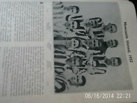 newcastle united & everton team groups F.A.Cup winners 1932 & 1933