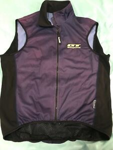 CASTELLI GT Bicycles Cycling Windstopper Reflective Vest Purple Sz Lg? TS8