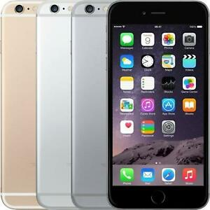 Apple iPhone 6 Plus 16GB 64GB 128GB Space Grey Silver Gold Unlocked Good Mobile
