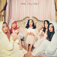 RED VELVET THE VELVET 2nd Mini Album : CD+Photocard+Poster+Gift Photo,New,SM