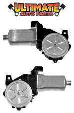 Front Power Window Motors Pair LH RH for 1993 Toyota Supra (MA70)