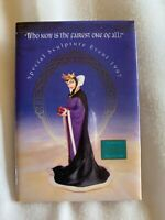 Disney WDCC Snow White Evil Queen Event Button Pin New