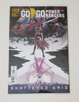 Saban's Go Go Power Rangers #11 Boom Studios Comic Book