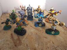 Skylanders Swap Force Blue base bundle Job Lot. 10 figures. (may vary)