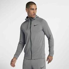 Nike Dry Fit Full Zip Training Hoodie 889383-036 Size XL
