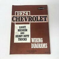 1982 CHEVROLET MEDIUM DUTY TRUCK 40-60 SERIES WIRING ...