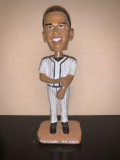 Bobblehead Barack Obama White socks