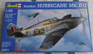 HURRICANE MK II C   REVELL  1/48