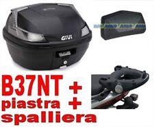 GIVI B37NT + E349 + E131 BAULETTO PIAGGIO BEVERLY 350 SPORT TOURING B37NT GIVI