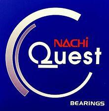 (Qty 2) 6004-2Nse C3 Nachi Bearing Emq 20x42x12mm 6004-2Rs 6004-Rs