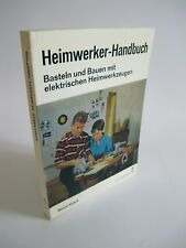 1968 Heimwerker Handbuch von Bernd Käsch K2497