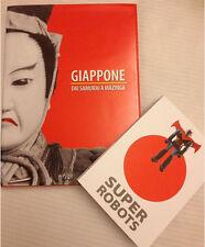 Dai Samurai a Mazinga Giapponesi Super Robots Books Goldrake Jeeg