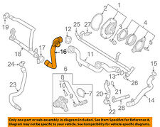 cooling system hoses clamps for volvo s80 ebay rh ebay com Volvo S40 Turbo 1 9 Diagram volvo penta engine cooling system diagram