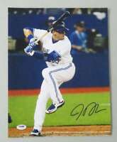 Josh Donaldson Signed Psa/dna Certed 11x14 Photo Authentic Autograph