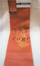 GATHER TOGETHER FALL GARDEN FLAG~2020 JO-ANN DOUBLE SIDED~UNUSED~THANKSGIVING