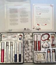 Sephora Hello Kitty 40th Anniversary Makeup Lip Gloss Eye Shadow Gift Kit NIB