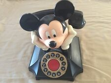 Disney's Mickey Mouse Adorable Telephone - M.H. Segan T