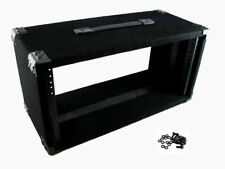 """Procraft 5U 9"""" Deep Equipment Rack 5 Space - Made in the USA - With Rack Screws"""